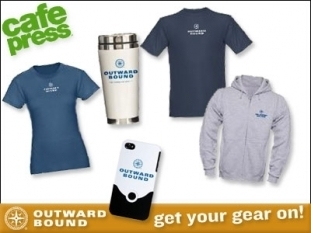 Outward Bound Shirts, mugs, and other gear